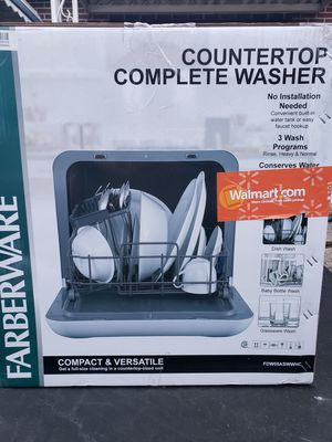 Farberware Countertop Dishwasher for Sale in Gahanna, OH