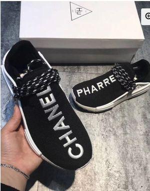 CHANEL X PHARREL ADIDAS SNEAKERS for Sale in Orlando, FL