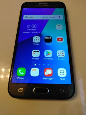 Samsung Galaxy J3 For Anybody Thats In need of a phone or can't afford one right away for Sale in Roanoke, VA
