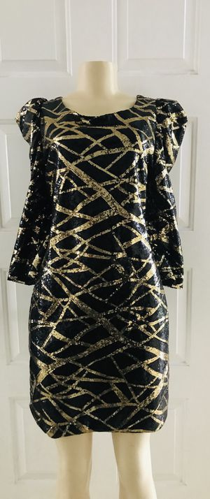 New woman's party dress very nice look size XL $$$$45 with tags for Sale in Fontana, CA