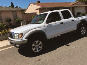 WELL MAINTAINED TOYOTA 2003 TACOMA for Sale in New York, NY