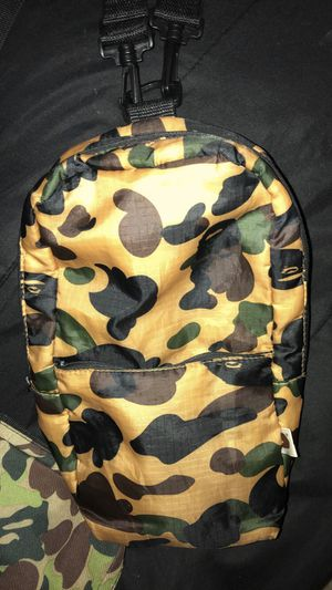 bape mini book bag for Sale in Dunedin, FL