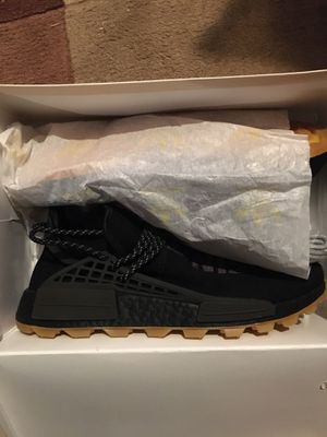 Brand new human race utility black nmd for Sale in San Jose, CA
