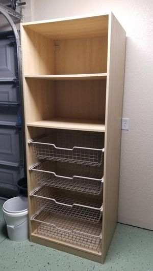 Closet organizer for Sale in Lithia, FL