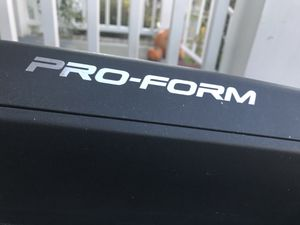 ProFrom treadmill for Sale in Durham, NC