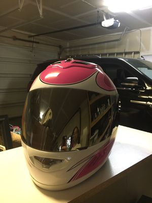 Women's Icon Motorcycle Helmet for Sale in Maple Valley, WA
