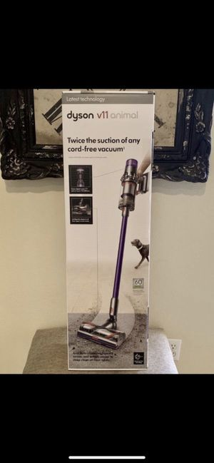 Dyson v11 animal vacuum for Sale in Victorville, CA