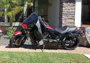2015 Suzuki Boulevard M109R B.O.S.S. motorcycle for Sale in Jacksonville, FL