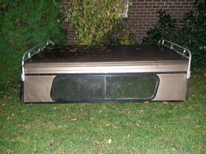 1997 chevy s10 long bed cap for Sale in Turbotville, PA