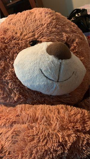Teddy bear 6ft for Sale in Belleville, IL