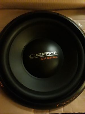Wholesale price car audio 12in subwoofer for Sale in Pomona, CA
