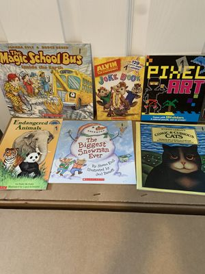 Childrens books different ages for Sale in Pembroke Pines, FL