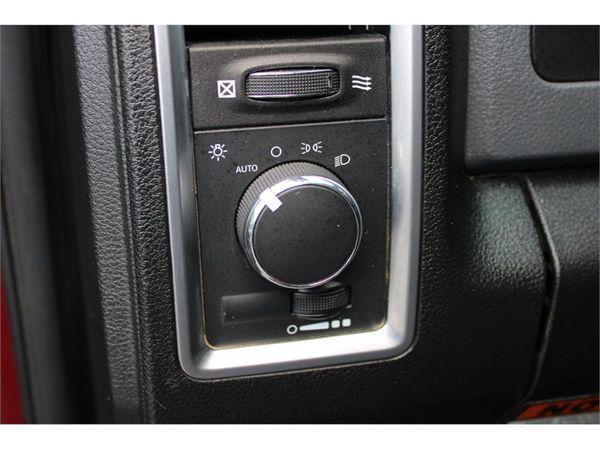 2014 RAM 5500 4WD STAINLESS STEEL DUMP CUMMINS TURBO DIESEL WITH