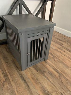 EcoFlex small grey dog crate for Sale in Stockton, CA