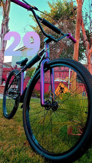 BRAND NEW!!: UNKN0WN Curb Stomper 29 inch bmx bike for Sale in Manteca, CA