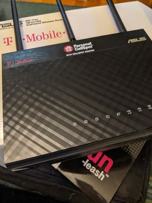 Asus router tm-ac1900 for Sale in Portland, OR