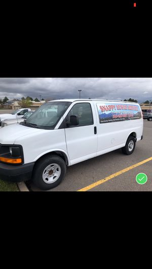 2012 Chevy 2500 express cargo van for Sale in Aurora, CO