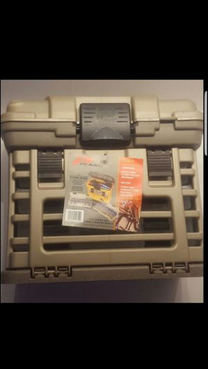 BRAND NEW Fishing Tackle Box or Organizer Stow and go for Sale in San Bernardino, CA