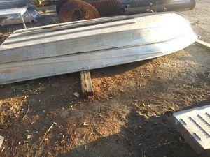 Aluminum boat for Sale in Stockton, CA
