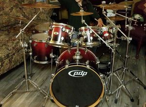 PDP 7 piece drum set for Sale in Tooele, UT