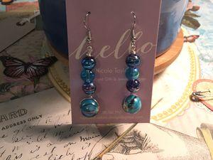 Glass Bead Earrings for Sale in Mebane, NC
