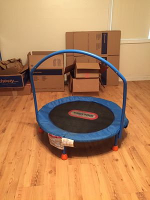 Little tikes trampoline for Sale in Altavista, VA