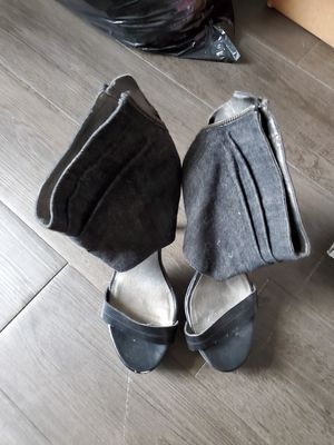 Denim heels for Sale in Duluth, GA