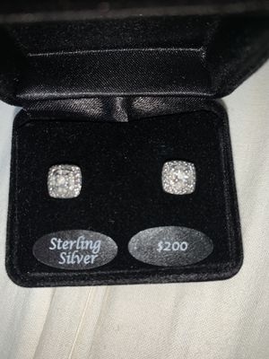 Mens diamond earrings for Sale in Vallejo, CA