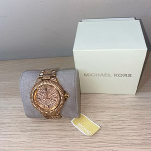 MK WATCH AUTHENTIC *CAMILLE* for Sale in Houston, TX