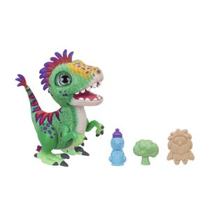Furreal Munchin Rex Baby Dino Pet, 35+ Sound and Motion Combinations for Sale in Garland, TX