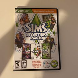 The sims3 Starter Pack for Sale in Orlando,  FL