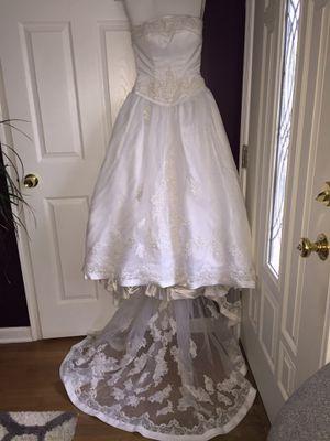 Davids Bridal Womens Wedding Dress for Sale in Wilmington, DE