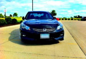 Black'09 Honda Accord for Sale in Euless, TX