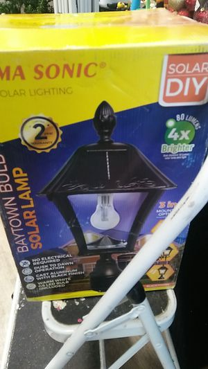 Solar lamp for Sale in Los Angeles, CA