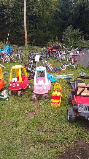 Various Bicycles for Sale in Kalamazoo, MI