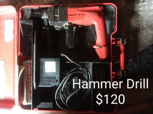 Hammer drill for Sale in Maplewood, MN