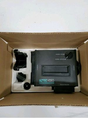 Aztec Video Film Slide Transfer/Projector for Sale in Pittsburgh, PA