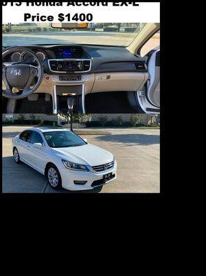ֆ14OO_2013 Honda Accord EX-L for Sale in Fresno, CA