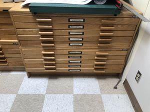 Plan File Cabinets for Sale in Bellevue, WA