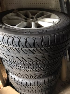 2013 Ford Taurus rims and tires for Sale in Hyattsville, MD