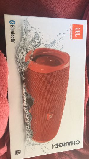 JBL charge 4 for Sale in Sterling, VA