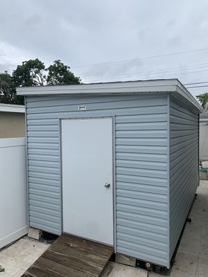 Work Shed, Tiny House/Room 14'x8' AC Included for Sale in Hollywood, FL