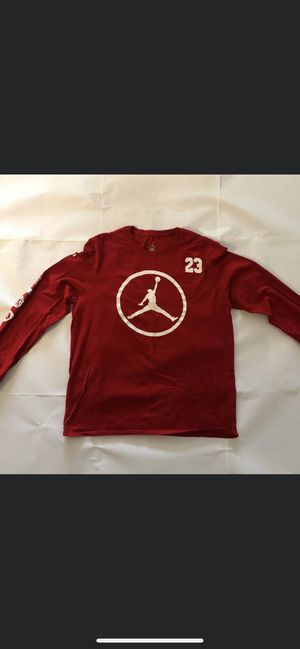 Red Jordan sweater for Sale in Fairfield, CA