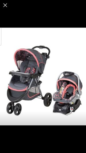 Baby trend stroller and car seat for Sale in Washington, DC