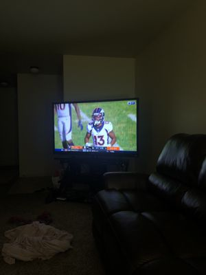 60 inch Sharp LCD $200 or BO for Sale in Tacoma, WA