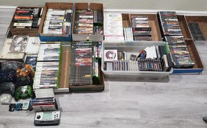 Assorted Video Games Lot (Nintendo/Playstation/Xbox) for Sale in Ives Estates, FL