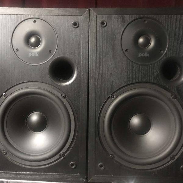 Polk Audio Shelf Speakers R20