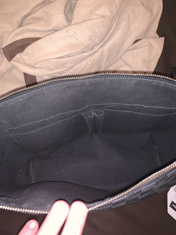 Louis Vuitton Mick Messenger Bag Damier Graphite