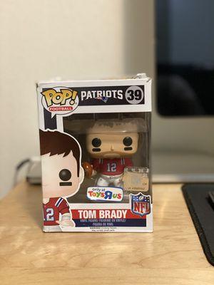 Funko Pop! Football - Tom Brady - New England Patriots - Toys R Us Exclusive - #39 for Sale in El Monte, CA