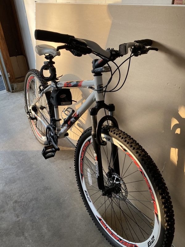 "Genesis Two Nine 29"" mountain bike"